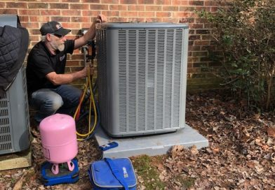 Air Conditioner Filters Must Be Changed Regularly